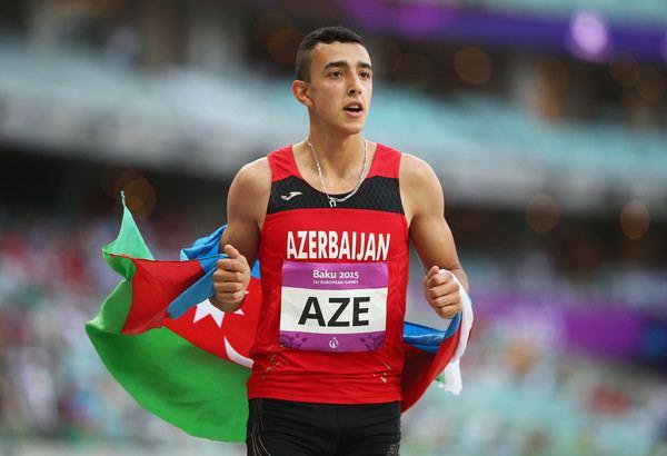 Nazim Babayev Nazim Babayev Photos Athletics Day 10 Baku 2015 1st