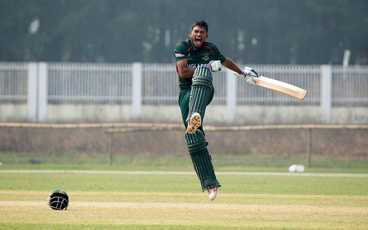 Nazmul Hossain Shanto Fun to bat under pressure Nazmul Hossain Shanto Cricket ESPN