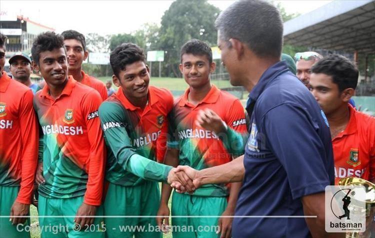 Nazmul Hossain Shanto Nazmul Hossain Shanto Batsman Cricket