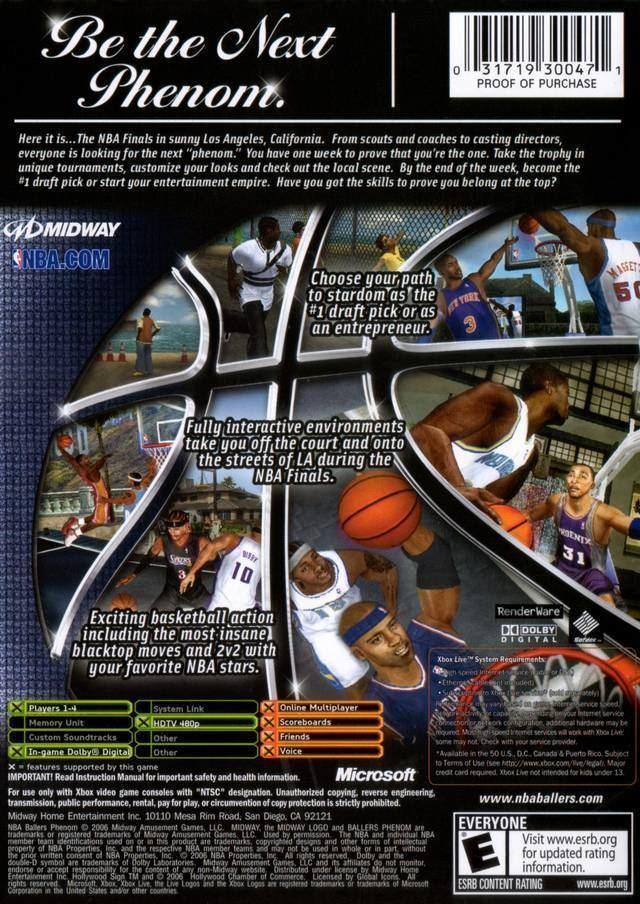 Nba Ballers Phenom Alchetron The Free Social Encyclopedia
