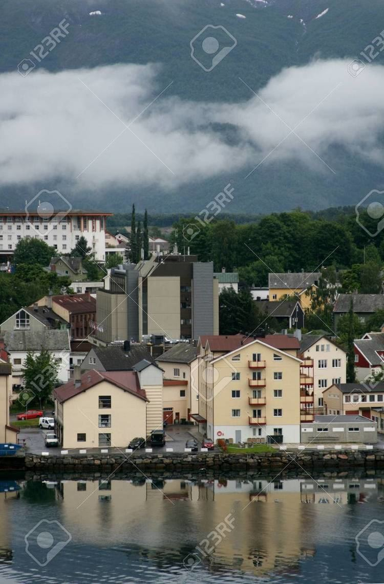 Andalsnes in the past, History of Andalsnes