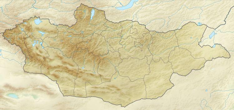 Öndör Khairkhan Mountain