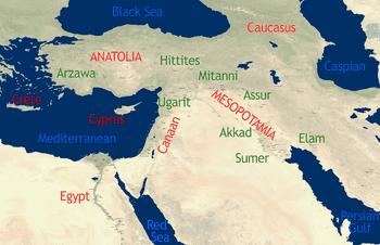 Near East Ancient Near East Wikipedia