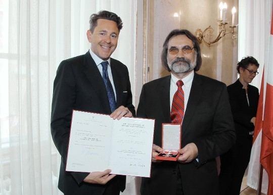 Nebojsa Nakicenovic Nebojsa Nakicenovic awarded Austrian honor 2016 IIASA