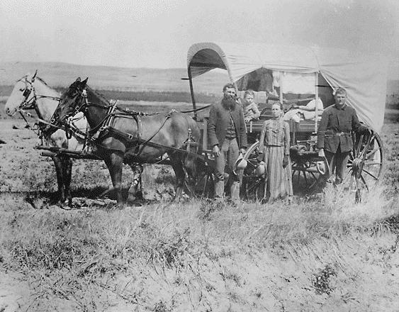 Nebraska in the past, History of Nebraska