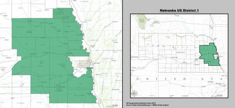 Nebraska's 1st congressional district