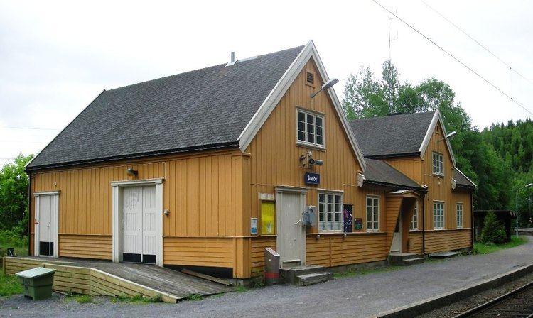 Åneby Station
