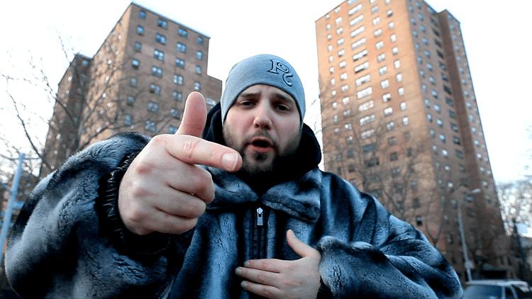 Necro (rapper) INNER VIEW Necro Rapper39s Delite