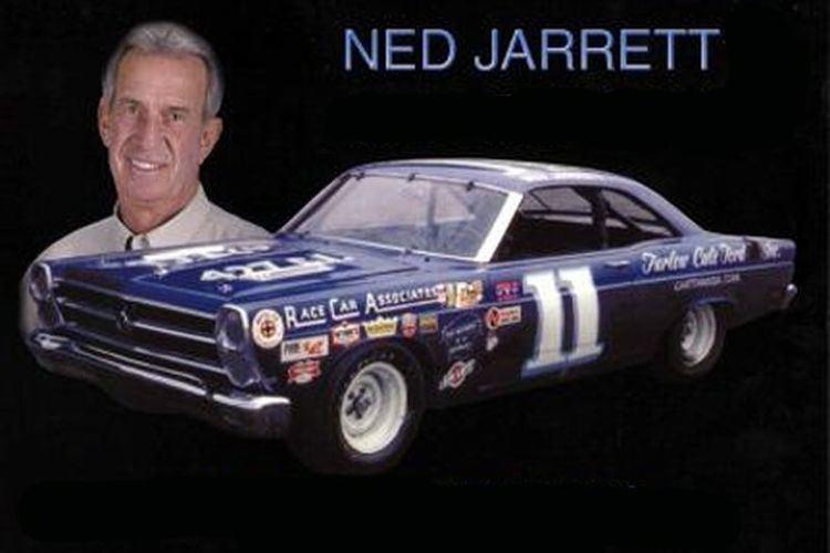Ned Jarrett NASCAR legend Ned Jarrett to join Junior Johnson in Neon