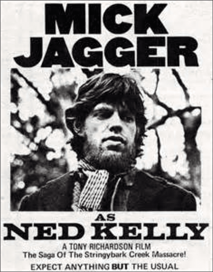 Ned Kelly (1970 film) Ned Kelly song My Favorite Westerns