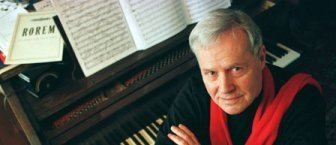 Ned Rorem The Official Ned Rorem Website Biography
