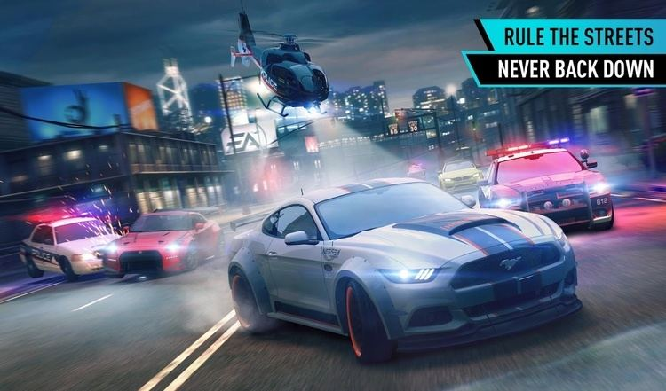 Need For Speed No Limits Android Apps On Google Play
