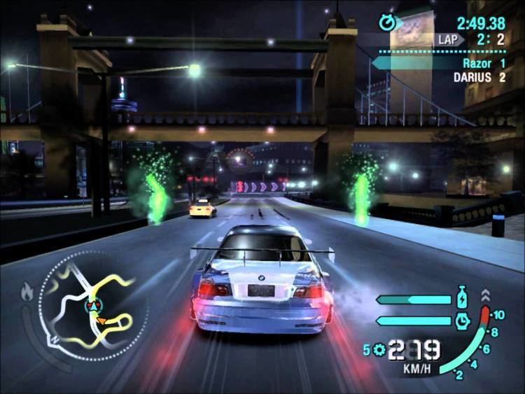 Need For Speed Carbon Alchetron The Free Social Encyclopedia