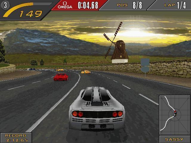 Need for Speed II - Alchetron, The Free Social Encyclopedia