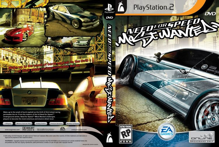 Need for Speed: Most Wanted (2005 video game) - Alchetron
