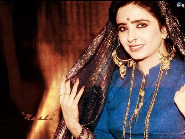 Neeli Neeli Pakistani Film Actress Photo Gallery and Biography
