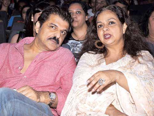 Neelima Azeem Meet Shahid Kapoor39s Family Neelima Azeem Supriya