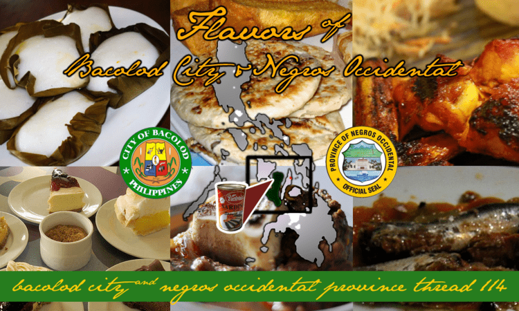 Negros Occidental Cuisine of Negros Occidental, Popular Food of Negros Occidental