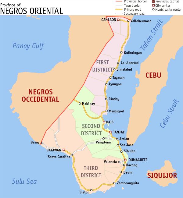 Negros Oriental Culture of Negros Oriental
