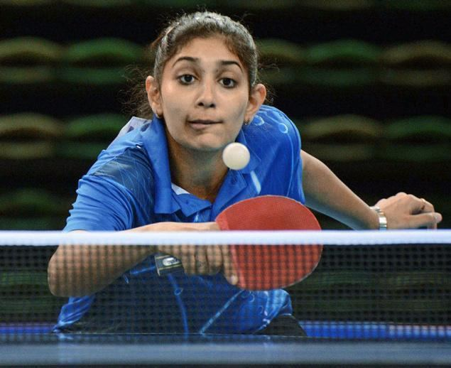 Neha Aggarwal A young voice for the table tennis community Neha Aggarwal