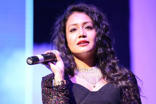 Neha Kakkar Neha kakkar singer Best female singer performer for live shows
