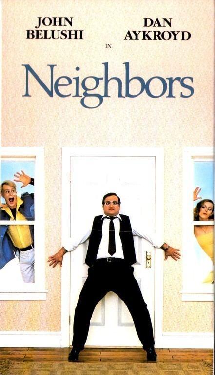 Neighbors (1981 film) Neighbors 1981 AwesomeBMoviescom