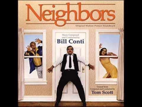 Neighbors (1981 film) OST Neighbors Main Title 1981 YouTube