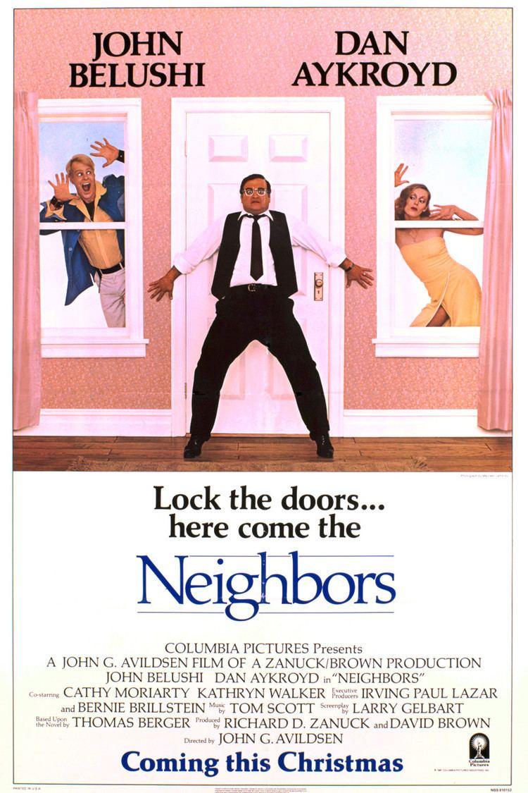 Neighbors (1981 film) wwwgstaticcomtvthumbmovieposters4422p4422p