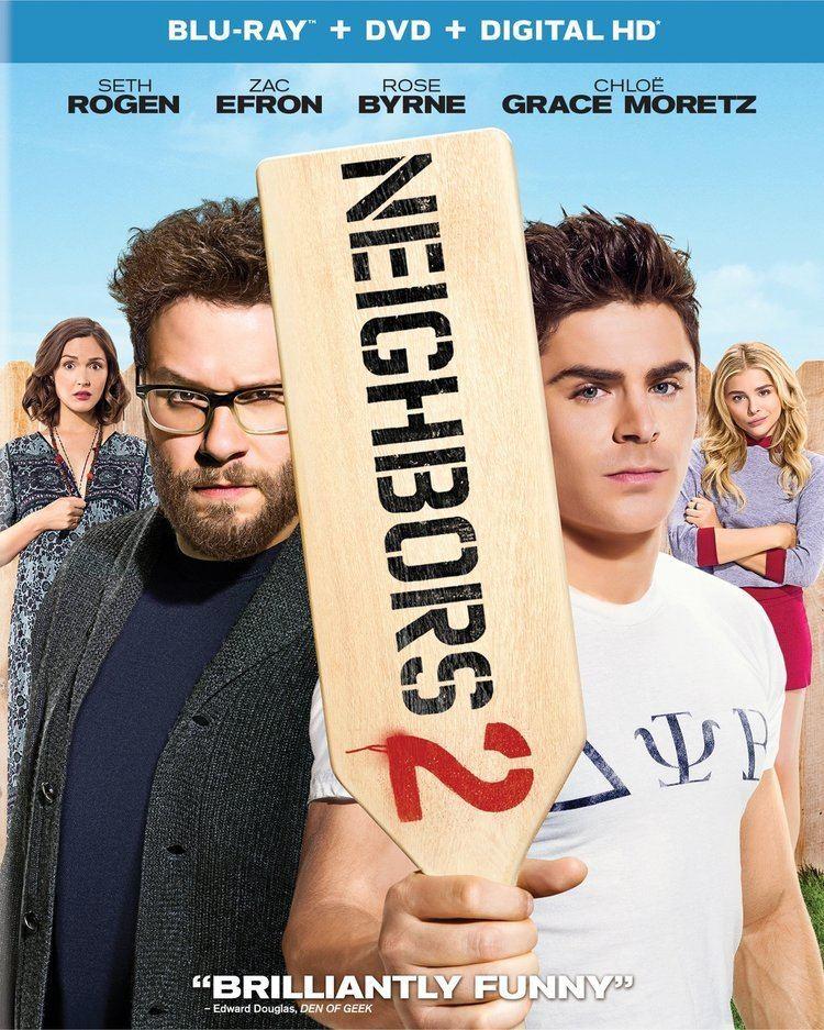 Neighbors 2: Sorority Rising Neighbors 2 Sorority Rising DVD Release Date September 20 2016