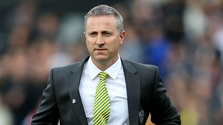 Neil Adams (footballer) Jeff Stelling asks why Neil Adams surrendered Norwich to