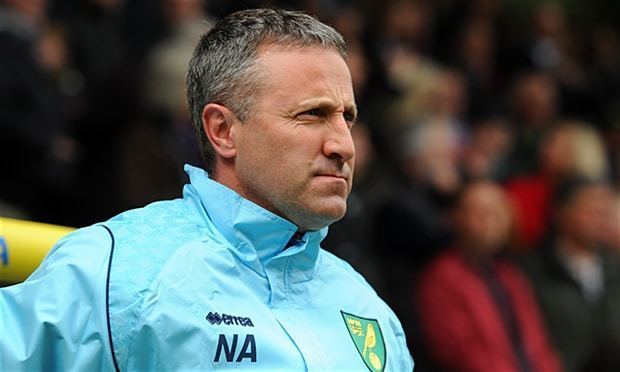 Neil Adams (footballer) Neil Adams appointed fulltime manager at Norwich City