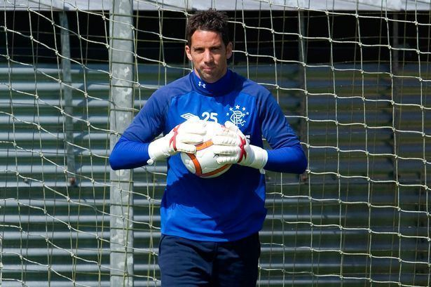 Neil Alexander Neil Alexander says he would rather be at Rangers than