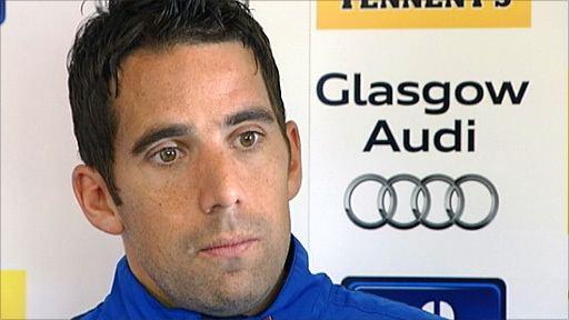 Neil Alexander BBC Sport Football Goalkeeper Neil Alexander poised to