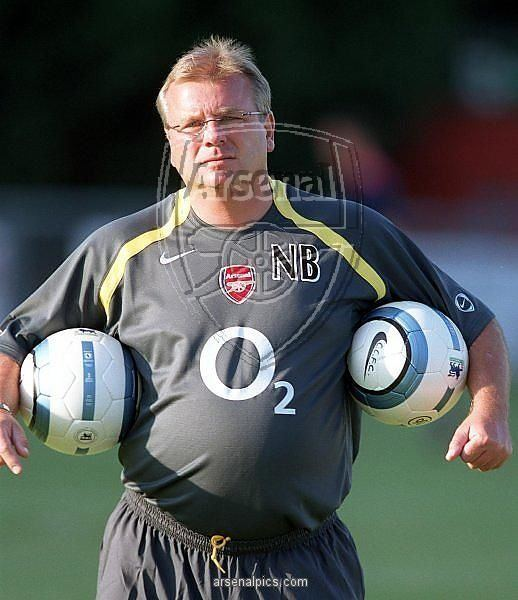 Neil Banfield Neil Banfield the Arsenal Reserves Coach Coventry City Reserves 1
