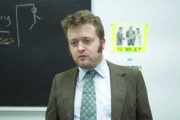 Neil Casey The New 39Ghostbusters39 Villain Will Be Played by Neil Casey