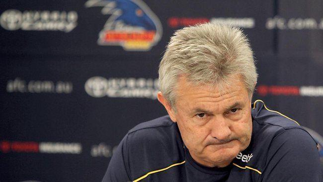 Neil Craig Neil Craig quits as Crows coach The Advertiser