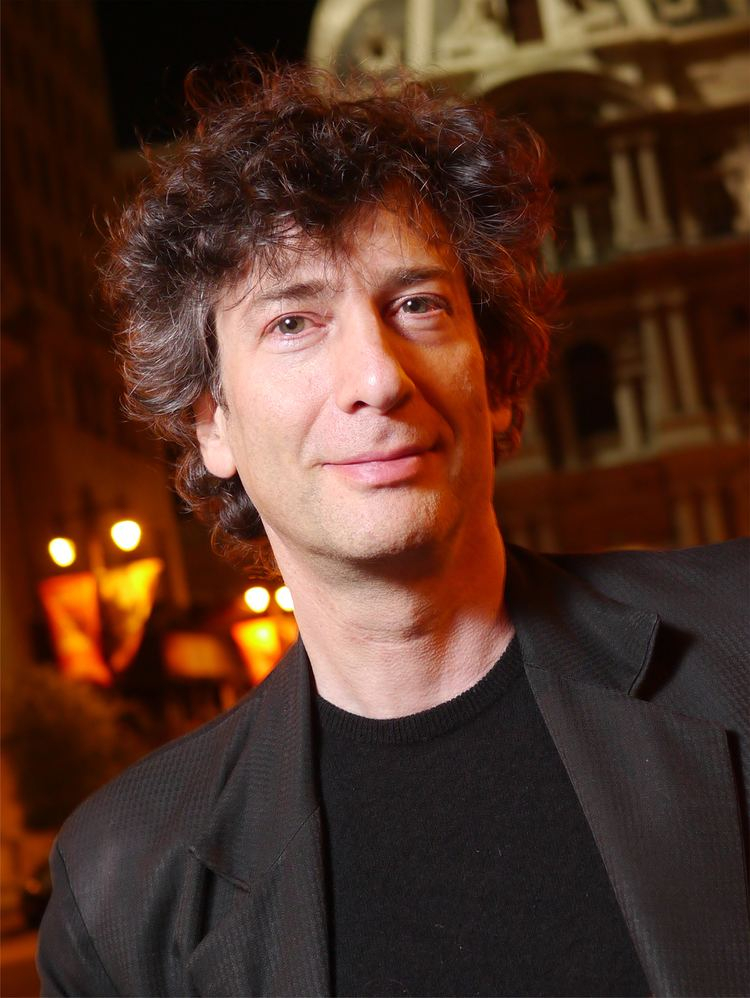 Neil Gaiman Neil Gaiman Wikipedia the free encyclopedia