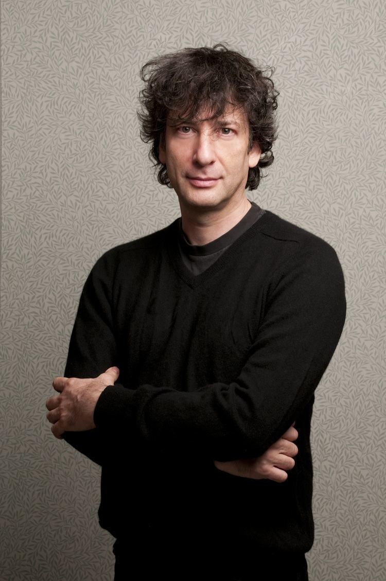 Neil Gaiman Neil Gaiman and American Gods Curiosity Quills Press