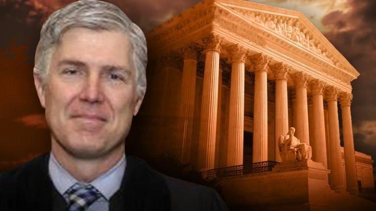 Neil Gorsuch President Trump nominates judge Neil Gorsuch for the Supreme Court