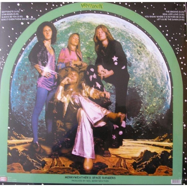 Neil Merryweather kryptonite by NEIL MERRYWEATHER LP with ald93 Ref115301196