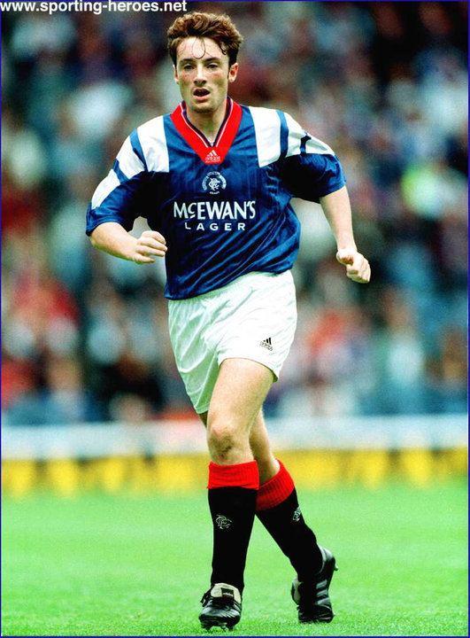 Neil Murray (footballer) Neil MURRAY League appearances Rangers FC