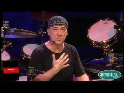 Neil Peart Neil Peart The Floating Snare YouTube