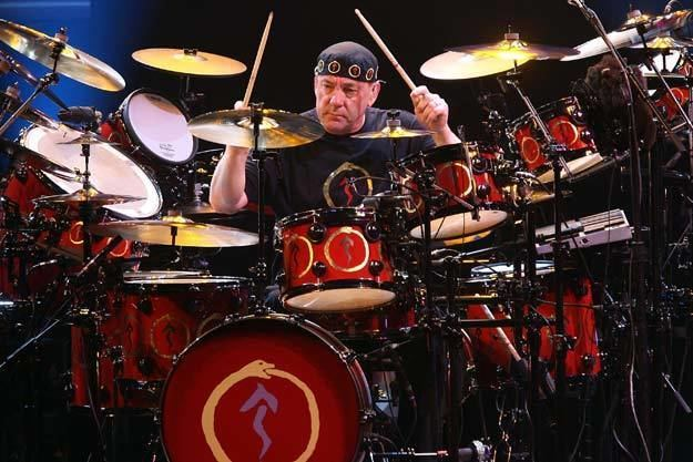 Neil Peart RUSH Drummer Neil Peart Has Retired Metal Injection