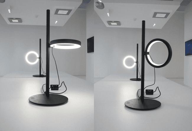 Neil Poulton Milan Design Week 2012 Ipparco designed by Neil Poulton for