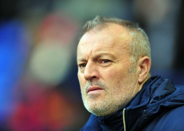 Neil Redfearn Leeds United v Birmingham City Redfearn hails character