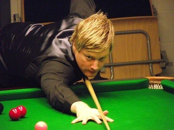 Neil Robertson (snooker player) Neil Robertson