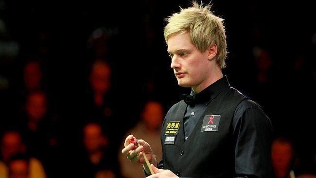 Neil Robertson (snooker player) Australian World No1 snooker player Neil Robertson loses