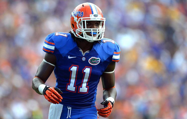 Neiron Ball NFL Draft 2015 Neiron Ball of Florida selected by Oakland
