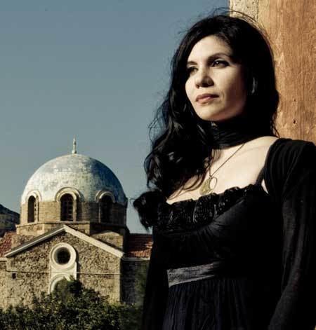 Nektaria Karantzi Fresh Voice from Greece Palestinian Chanter