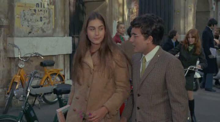 Nel sole (film) IMCDborg Piaggio Ciao in Nel sole 1967
